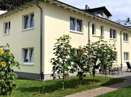 Ferienhaus Pank, apartment in Heringsdorf