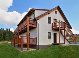 Apartmány Tlustý svišť, family hotel in Vaclavov u Bruntalu