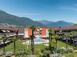 Hapimag Ferienwohnungen Ascona, apartment in Ascona