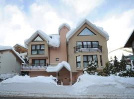 Residence Villa Frejus, appartamento a Bardonecchia