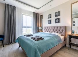 Apartament 200metrów od plaży – hotel w pobliżu miejsca Westerplatte w Gdańsku