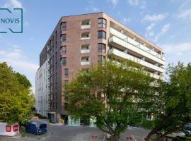 Novis Apartments Przy Arkadii, hotel near Powazki Cemetery, Warsaw
