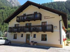 Haus Plankensteiner, hotel in Kaunertal