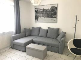 1 Zimmer Wohnung mit Küche und Bad in Wuppertal Ferienwohnung, apartment in Wuppertal