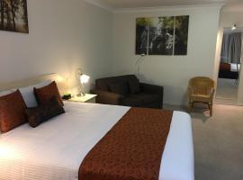 Tuckerbox Motor Inn, hotel in Gundagai