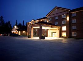 Woodlands Inn & Suites, hotel em Fort Nelson