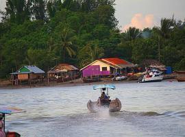 Nisarine Homestay @ Koh Klang, hostel in Krabi