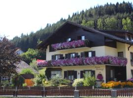 Pension Speckmoser, Hotel in Bad Mitterndorf