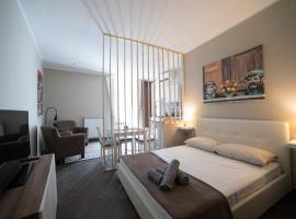 Katana suites apartments, camera con cucina a Catania