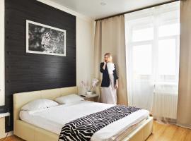 Apart Hotel Abajour, apartment in Tyumen