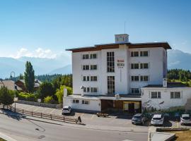 Hotel Elite, отель в Кран-Монтана