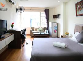V House 1 Serviced Apartment, căn hộ dịch vụ ở Hà Nội