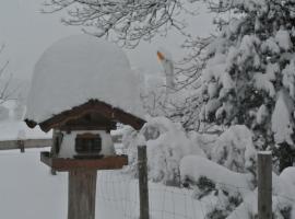 Jausenstation Vogelhütte, Bed & Breakfast in Innsbruck