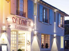 Le Central, hôtel à Coulon