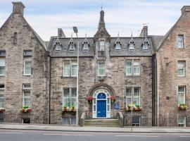 Leonardo Edinburgh City, hotel cerca de The Scotch Whisky Experience, Edimburgo
