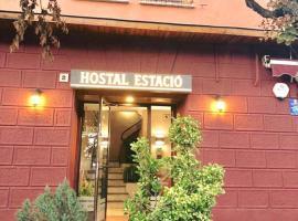 Hostal L'Estació, guest house in Puigcerdà