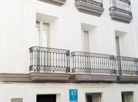 Jerez Suites, apartment in Jerez de la Frontera