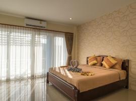 Alisa Krabi Hotel, отель в городе Краби