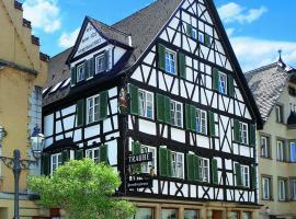 Hotel Traube, hotel in Sigmaringen