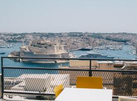 Sally Port Suites, hotel near Upper Barrakka Gardens, Valletta