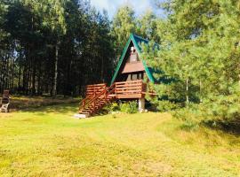 Domek Przy Lesie, hotel near Brodnica Lake District, Kurzętnik