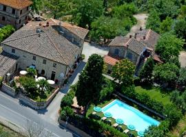 Casale Gregoriano, country house in San Gimignano