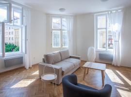 Rezidence Rumunská: Prag'da bir kiralık tatil yeri