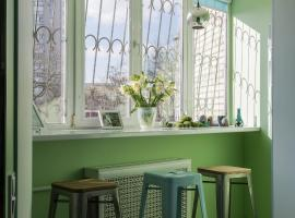 LoftModern (Alisa and Einstein), жилье для отдыха в Ростове-на-Дону