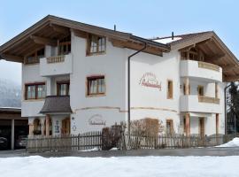 Appartments Antoniushof, apartment in Ellmau