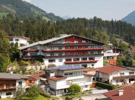 Hotel Bruno, hotel in Fügen