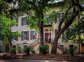 Eliza Thompson House, Historic Inns of Savannah Collection, boutique hotel in Savannah