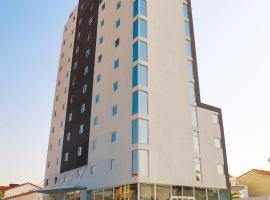 LP Equipetrol、サンタ・クルス・デ・ラ・シエラのホテル