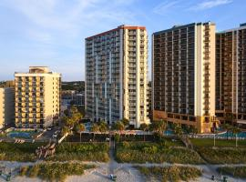 The Strand - A Boutique Resort, boutique hotel in Myrtle Beach