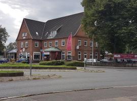 Schollers Restaurant & Hotel, отель в городе Рендсбург