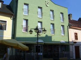 Hotel Centrál, hotel v destinaci Kremnica