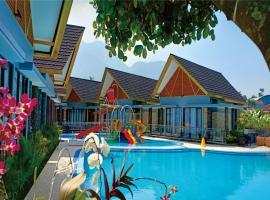 Cahaya Villa Garut, hotel di Garut