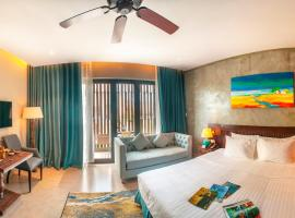 Sen Boutique Villa Apartment, apartment in Danang