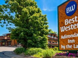 Best Western Adirondack Inn, hotel near Craig Wood Golf Course, Lake Placid