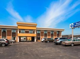 Best Western Inn at the Rochester Airport, hotel in Rochester