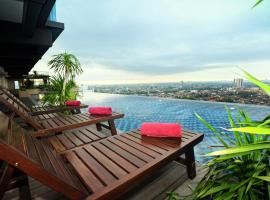 新山市中心度假別墅,新山馬來西亞樂高樂園附近的飯店