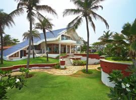 The Blue House ECR, hotel with pools in Chennai