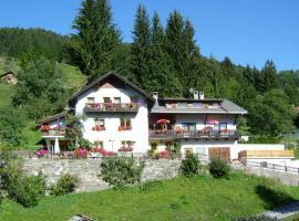 Haus Rupitsch, Hotel in der Nähe von: Biedneralm, Winklern