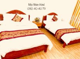 Khách sạn Mộc Nhiên, khách sạn ở Đà Lạt