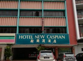 New Caspian Hotel (Jalan Ali Pitchay), hotel near Sultan Azlan Shah Airport - IPH, Ipoh