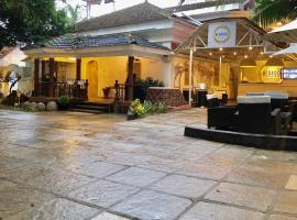 Bedrock Boutique Hostel, hostel in Baga