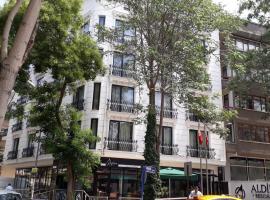 Aldino Residence, отель в Анкаре