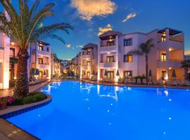 Creta Palm Resort Hotel & Apartments, hotel in Stalos