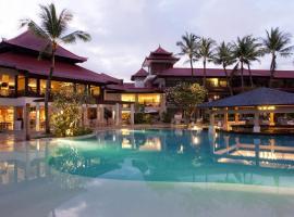 Holiday Inn Resort Baruna Bali, boutique hotel in Kuta