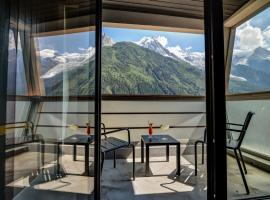 Alpina Eclectic Hotel, hotel din Chamonix-Mont-Blanc