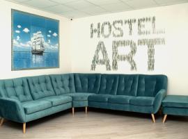 Hostel Art, hostel in Zelenogradsk